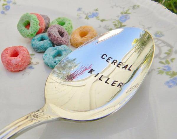 cuillère céréales killer