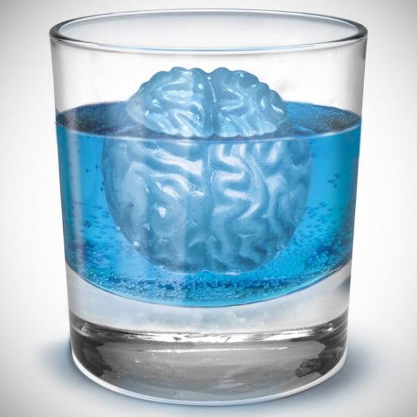 glaçon cerveau