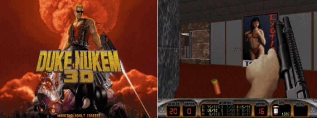 Duke Nuken 3D