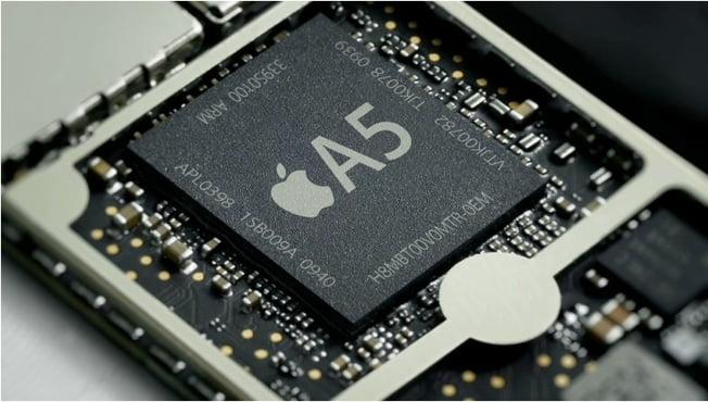 processeur-a5-iphone-5