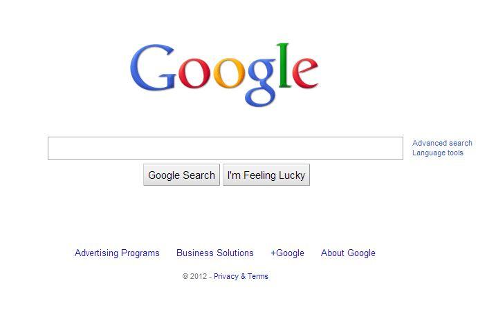 Décembre 2012 : à la fin de l'année, Google a indexé plus de 30 milliards de documents, 3.5 milliards de requêtes sont générées tous les jours et le cours de l'action a été multiplié par 8 depuis son introduction en bourse.