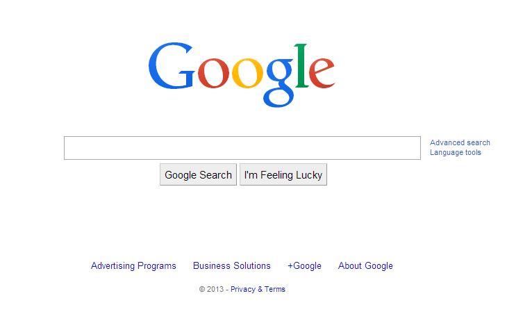 Décembre 2013 : 2013 est l'année de la robotique pour Google qui réalise 8 acquisitions dans le secteur. Le chiffre d'affaires de la société atteint  près de $60 milliards.