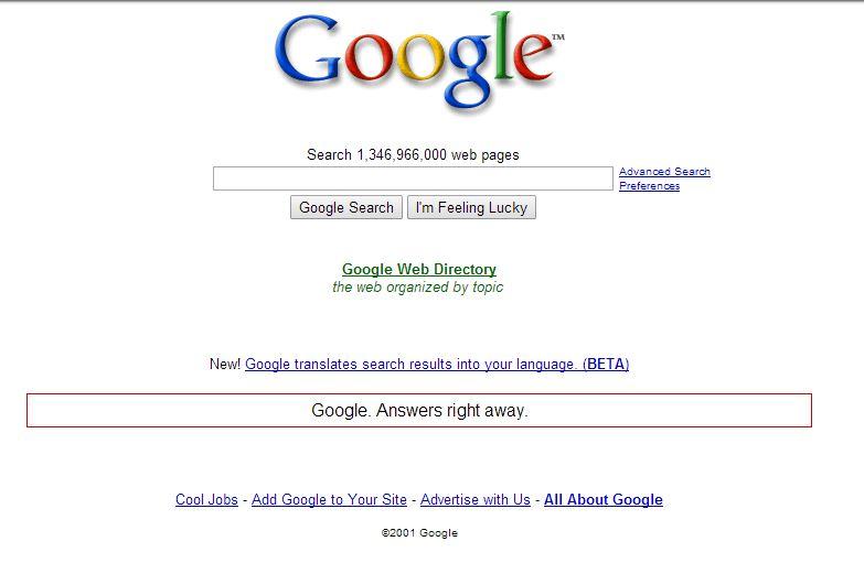 google-mars-2001