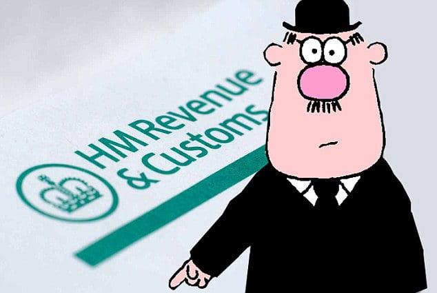 HM Revenue and Customs - le service chargé de la collecte des taxes et impôts en Grande-Bretagne