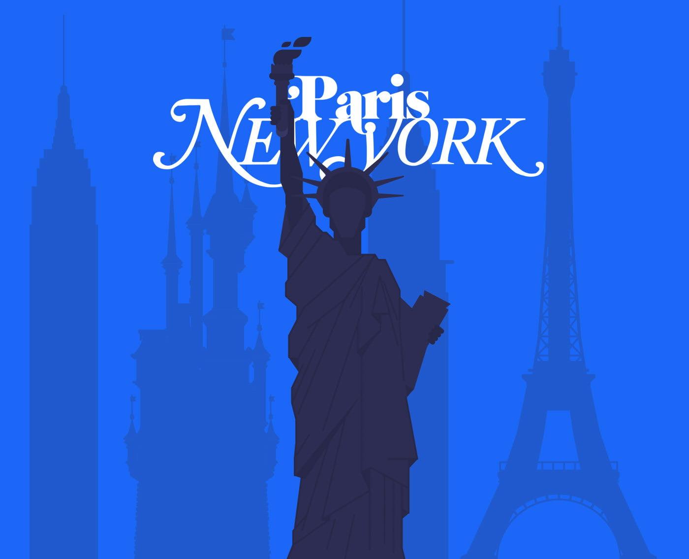 paris newyork 1