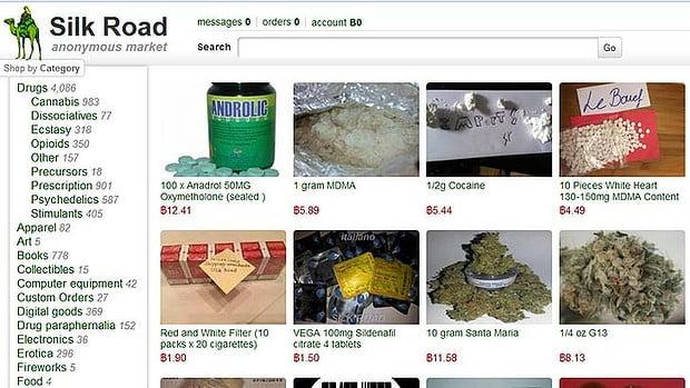 The Silk Road, le supermarché de drogue en ligne