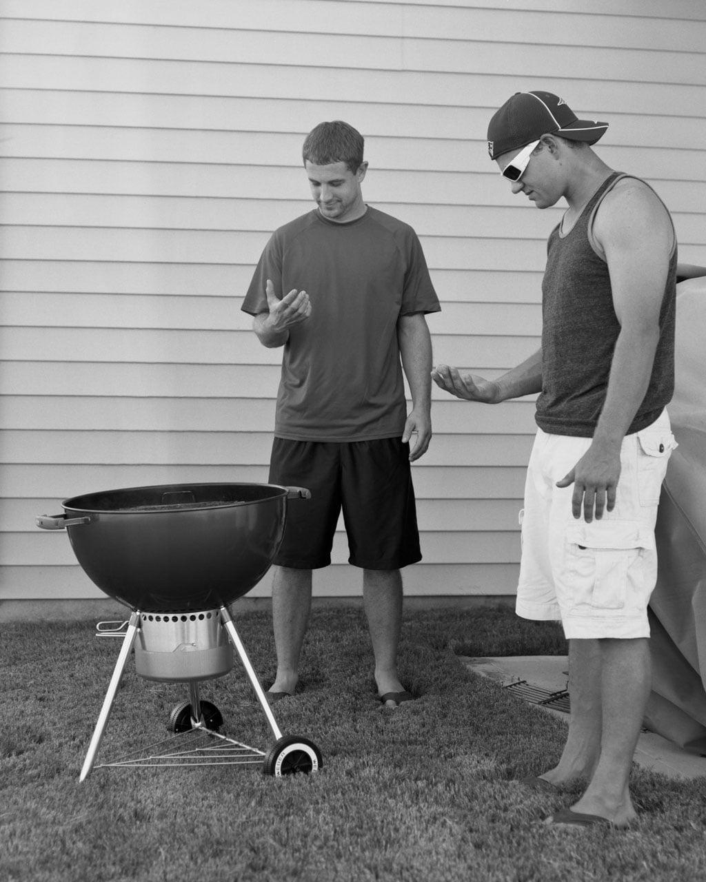 Aaron and Scott - Eric Pickersgill