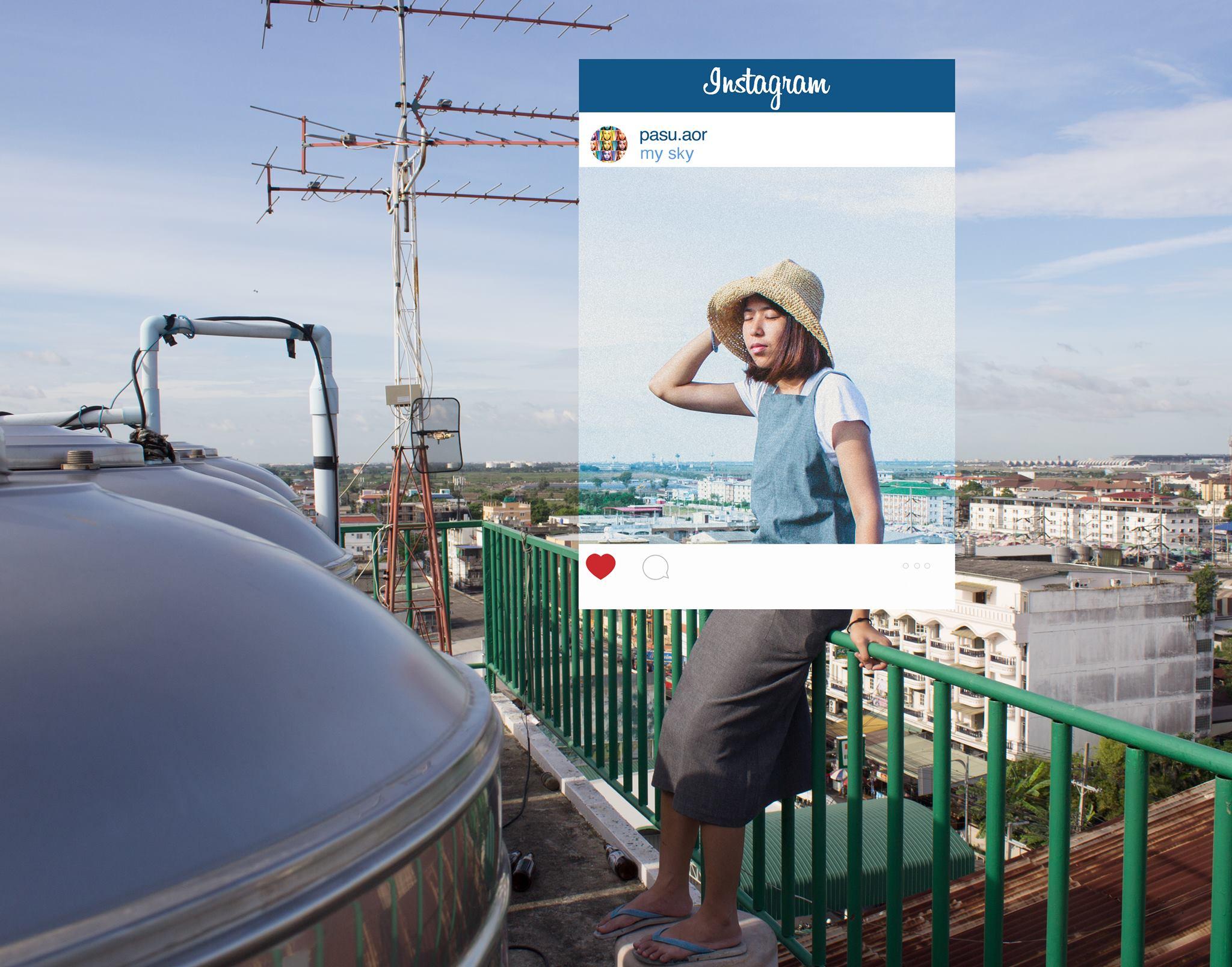 La face cachée des photos sur Instagram