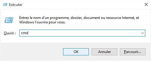 Invite de Commande Windows