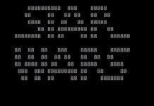 Regarder Star Wars Episode IV en ASCII dans Windows 10