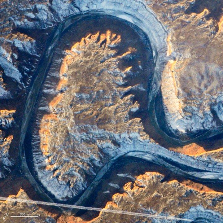 La Green River - Utah (Etats-Unis)