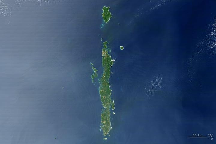 Îles Andaman (Inde)