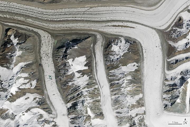 Monts Tian (Kirghizistan)