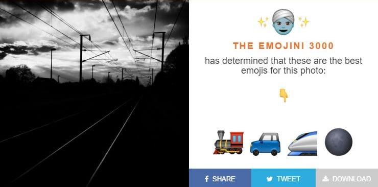 emojini-train