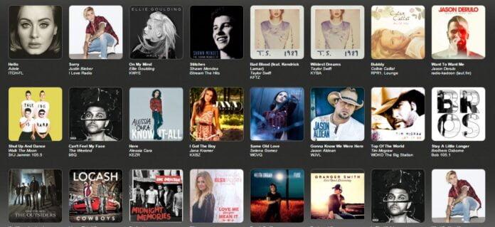 OnRad.io : trouver les chansons qui passent sur les web radios