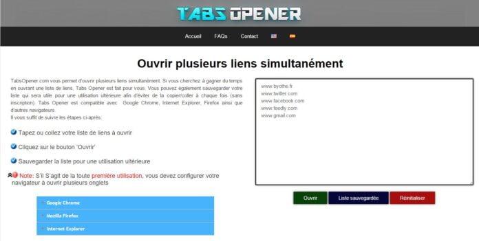 tabsopener.com