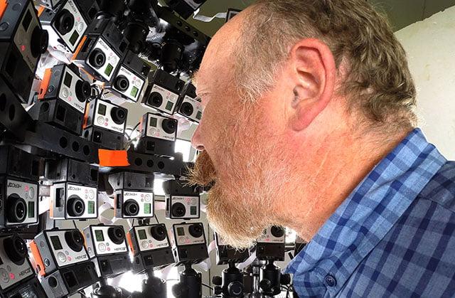 la modélisation 4D d'un mec qui s'appelle Tim