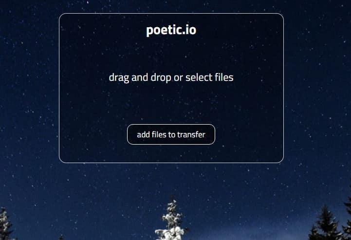 poetic-io