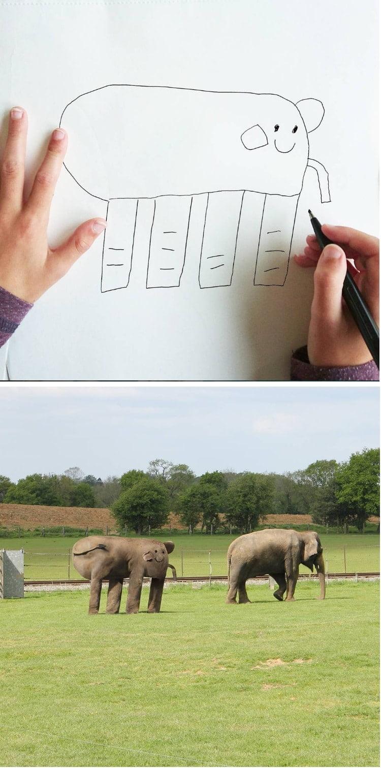 things-i-have-drawn-elephant