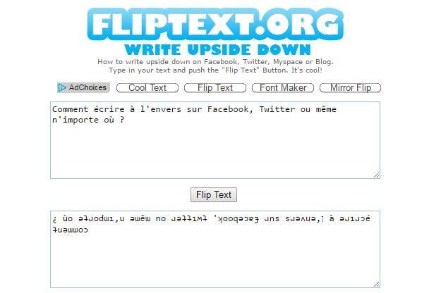 flip-texte