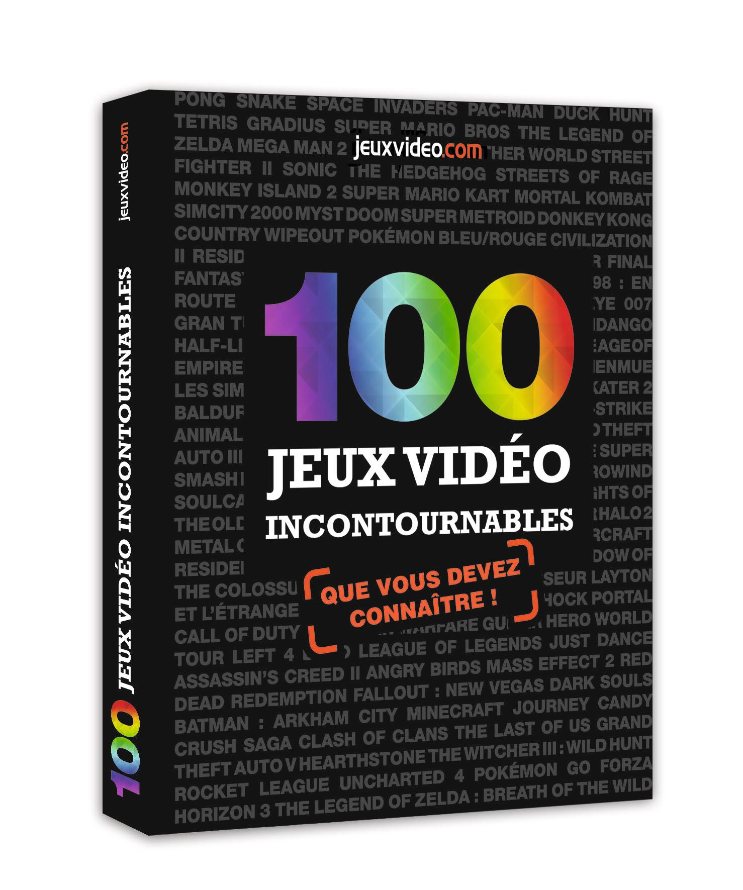 100 jeux video incontournables