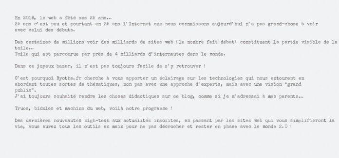 typewrite something machine ecrire