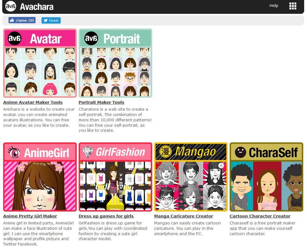 avachara creation avatar