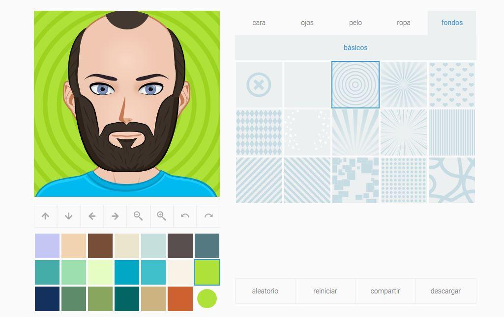 crear un avatar creation avatar