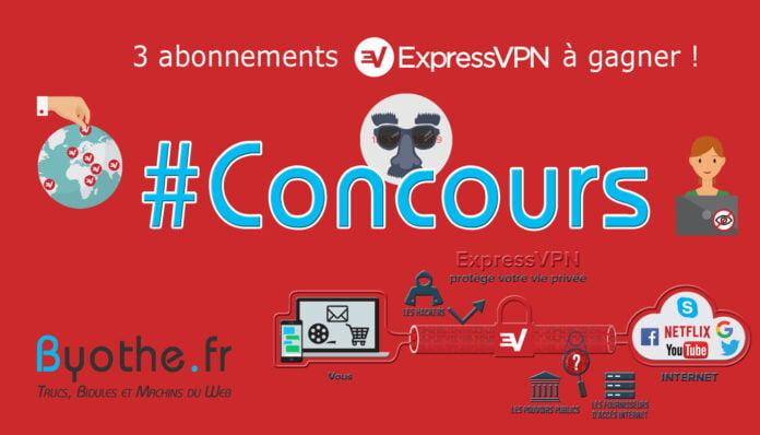 concours vpn expressvpn