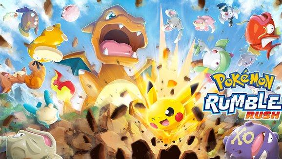 pokemon rumble rush 169