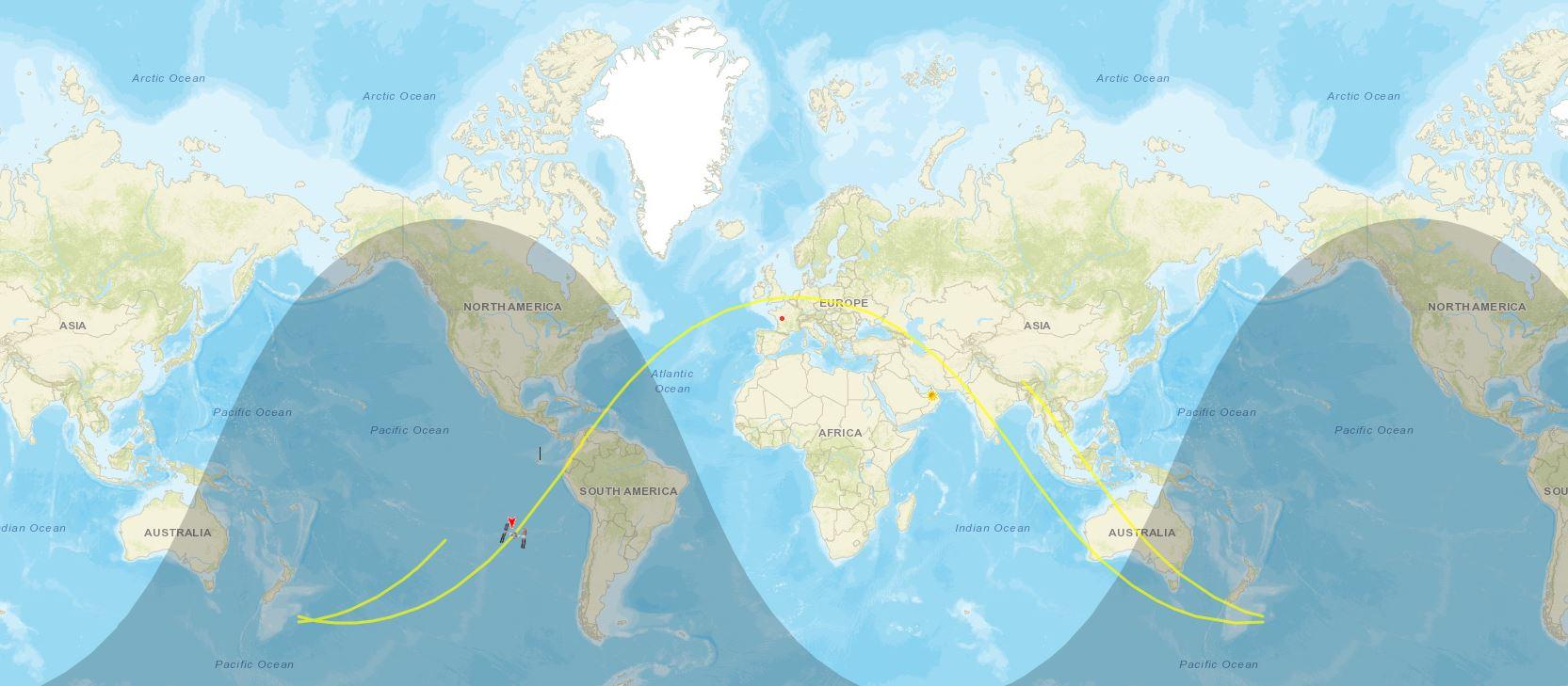 n2yo suivi satellites