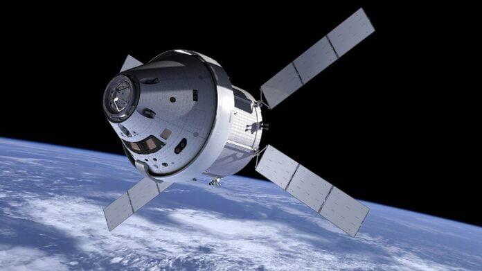 satellite orion