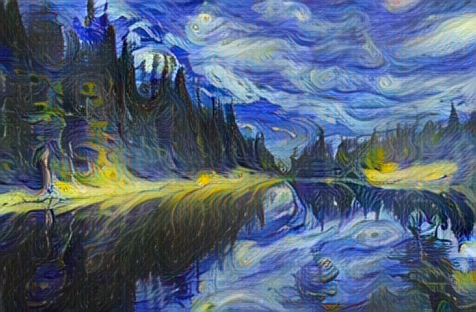 style transfer result2