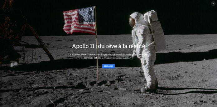 google earth espace