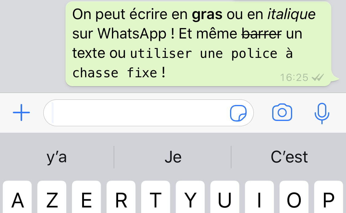formatage texte whatsapp 1