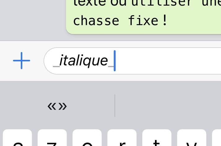formatage texte whatsapp 3
