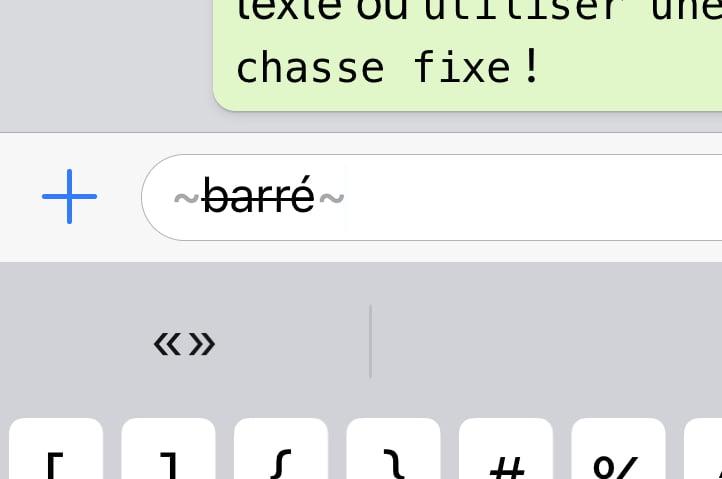 formatage texte whatsapp 4