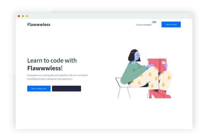 flawwwless apprendre a coder