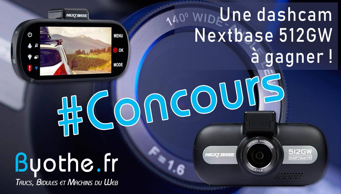 concours nextbase dashcam 512gw
