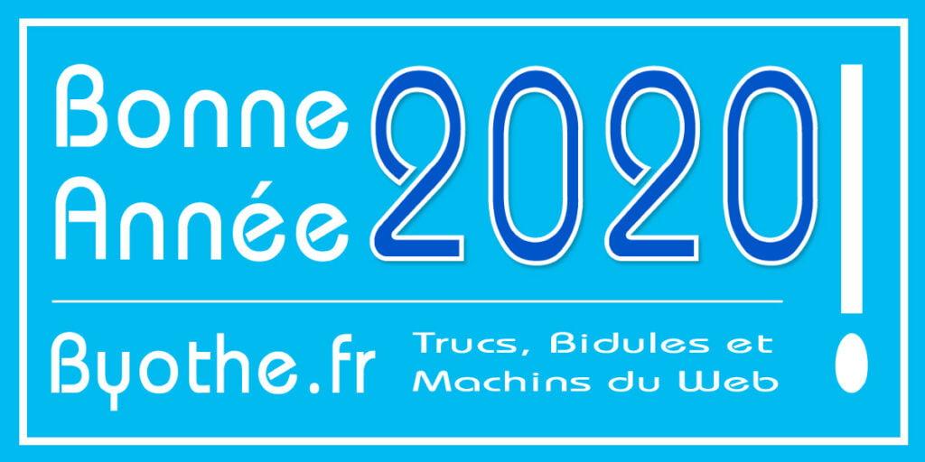 bonne annee2020