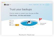 zipi tools archive zip rar