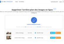 ai bg eraser suppression arriere plan