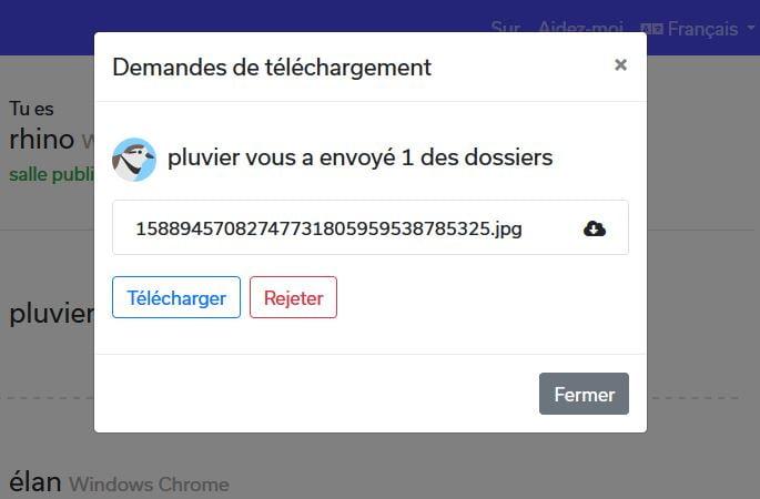 fileroom telechargement