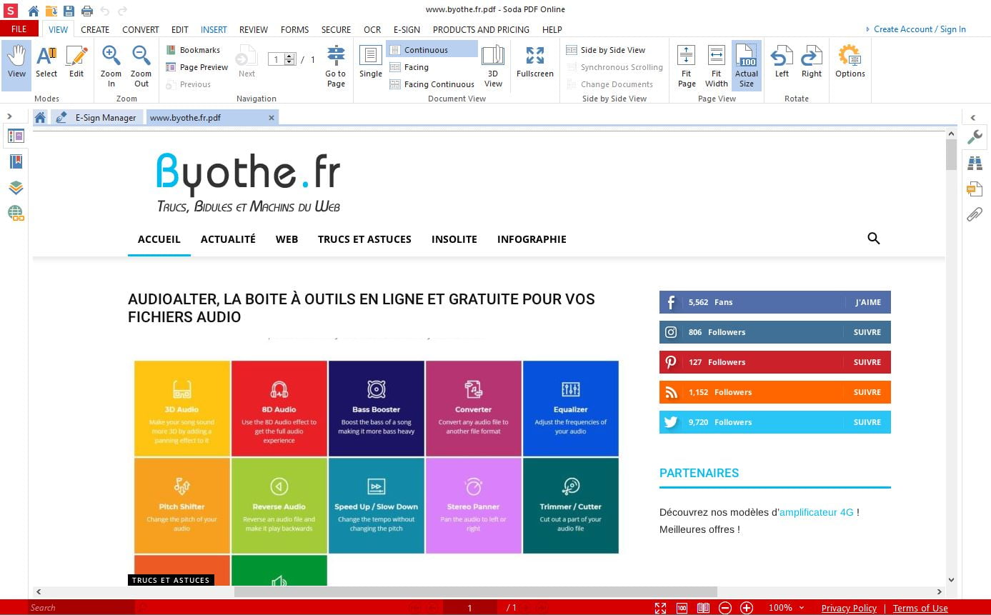 soda pdf editeur en ligne