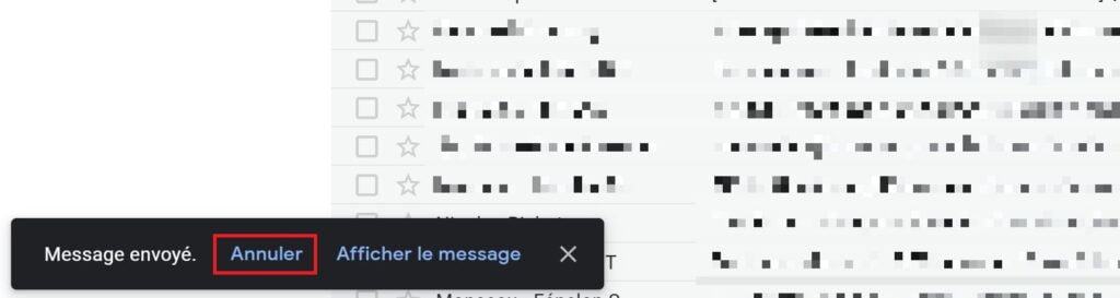 annulation email gmail 2