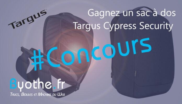 concours targus