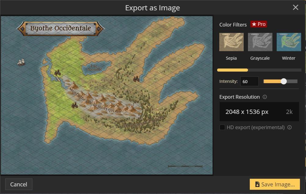 inkarnate carte byothe export