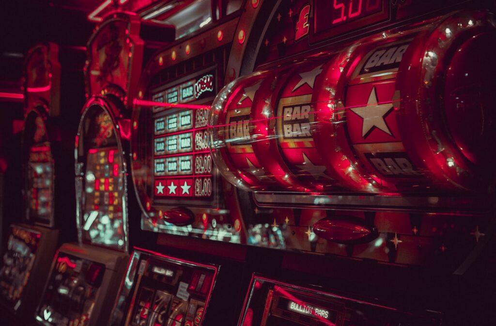 casino machine sous