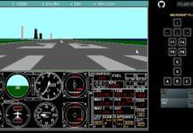 fshistory flight simulator navigateur