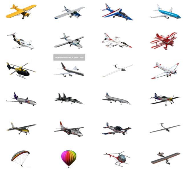 geofs avions